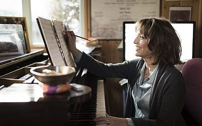 Roxanna Panufnik has been inspired by the poetry of Isaac Rosenberg for her new work, premiering at The Last Night of the Proms. Picture: Benjamin Ealovega