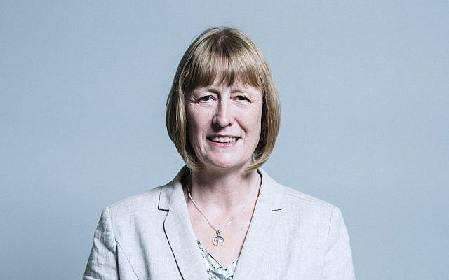 Joan Ryan MP