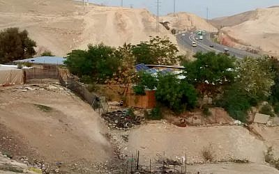 Khan al-Ahmar,