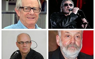 Ken Loach, Roger Waters, Brian Eno and Mike Leigh, among 140+ artists who signed a letter against Israel hosting the Eurovision