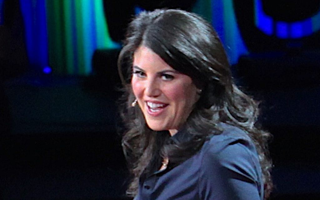 Monica Lewinsky Storms Off Jerusalem Stage Over Off