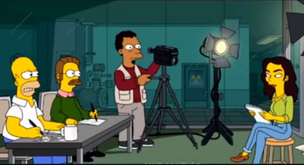Gal Gadot to make cameo appearance in The Simpsons | Jewish News