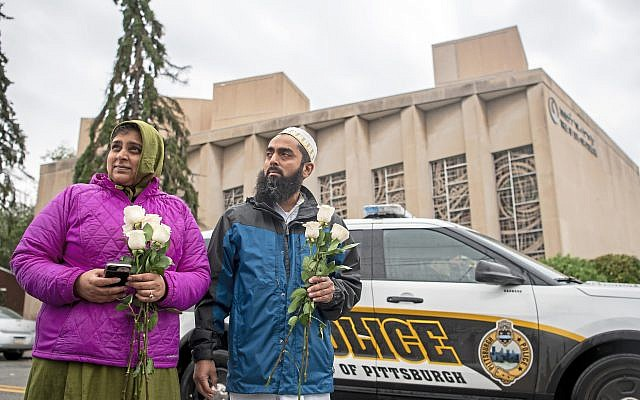 d8f2a2fc73a Muslim communities raise thousands for Pittsburgh shooting victims ...