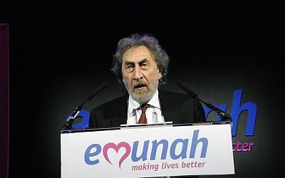 Howard Jacobson (Credit: John Rifkin)