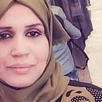 Aisha Mohammed Rabi, (Courtesy) - via Times of Israel