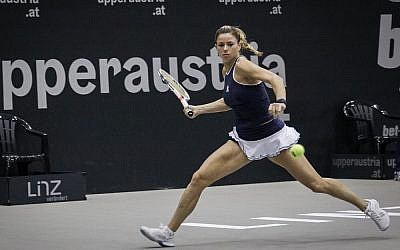 Camila Giorgi won her second career title on Sunday