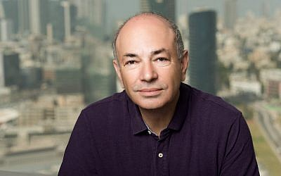 Israeli Businessman Haim Shani