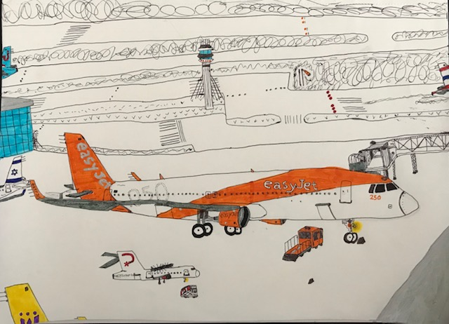 Boy With Learning Difficulties 8 Has Time Of His Life On Easyjet