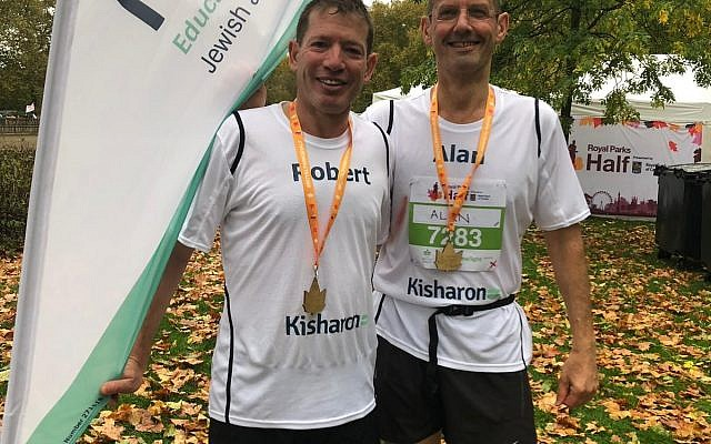 Robert Botkai and Alan Jacobson ran for Kisharon