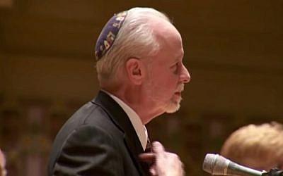 Rabbi Jeffrey Myers