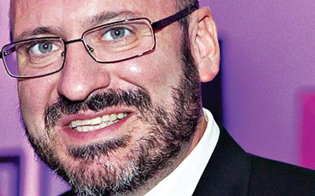 Rabbi Kanterovitz