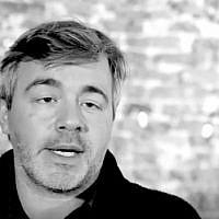 Robrecht Vanderbeeken. Picture: YouTube