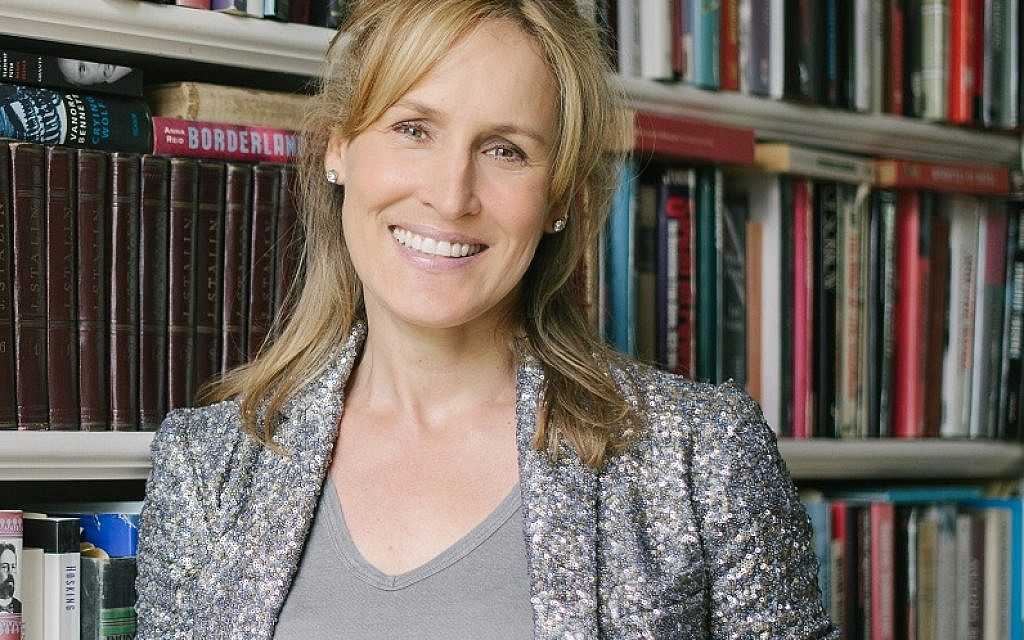 Santa Montefiore has been announced as a judge of the Jewish News/Wizo UK storywriting competition. Credit: Laura Aziz