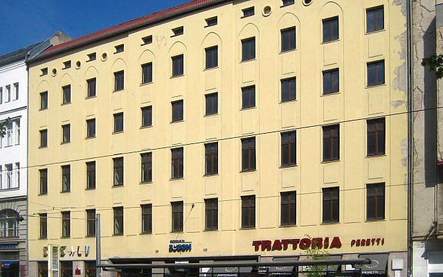 The attack happened in the Spandauer Vorstadt area in Berlin