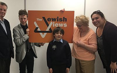 Guests speaking on this week's Jewish Views podcast!