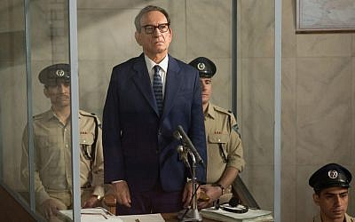 Sir Ben Kingsley stars as Adolf Eichmann in the Netflix drama, Operation Finale