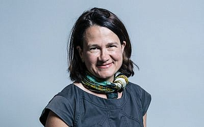 MP Catherine West