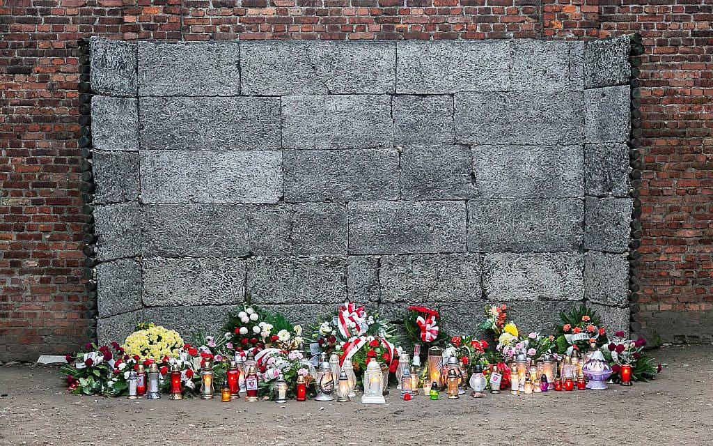 Auschwitz. Photo credit: Yakir Zur