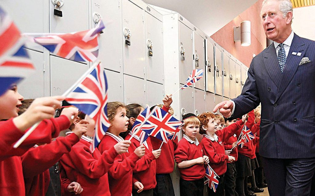 Prince Charles at 70: How he has gone above and beyond to support Anglo-Jewry