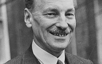 Former Labour Prime Minister Clem Attlee. Source: Wikimedia Commons. Credi: Anefo
