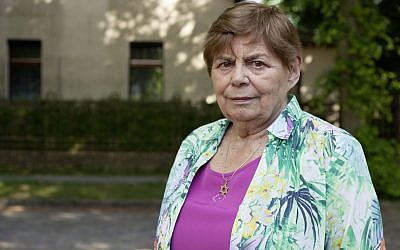 Ruth Winkekmann  was just 10-years-old when the notorious pogrom took place