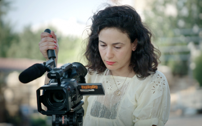 Film maker Iris Zaki decided to move to a West Bank settlement and find out what life was really like there