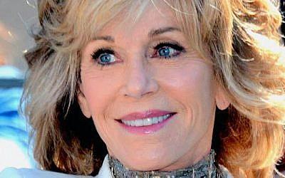 Jane Fonda (Credit: Georges Biard via Wikimedia Commons)