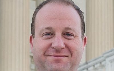 Jared Polis has become both the US' first openly gay governor and first Jewish governor of Colorado