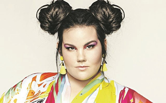 Netta Barzilai was Israel's Eurovision winner in 2018