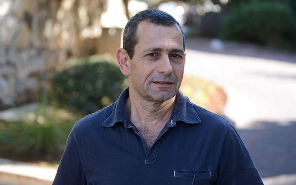 Shin Bet chief says it thwarted 480 terror attacks in last year