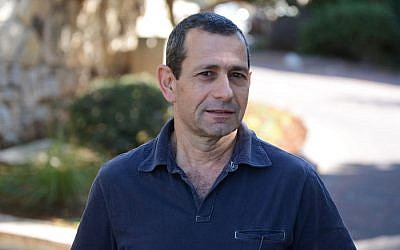 Nadav Argaman  (Credit: Niv Aharonson via Wikimedia Commons)