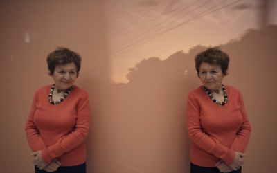 86-year old Holocaust survivor Janine Webber features in the video