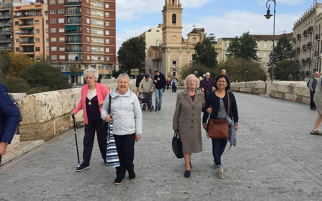 Visiting Valencia