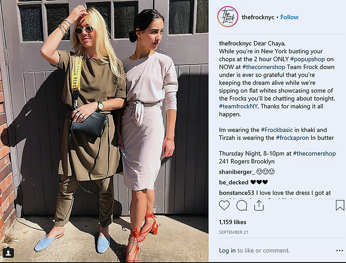 Life magazine: Meet the frum fashion bloggers setting trends