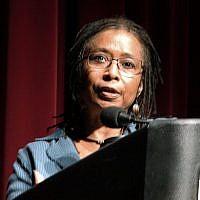 Alice Walker.   (Author: Virginia DeBolt. Source: Wikimedia Commons)