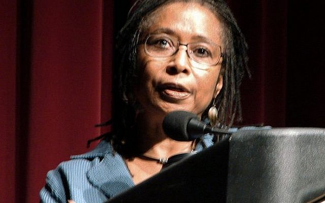 Alice Walker.   (Author: Virginia DeBolt. Source: Wikimedia Commons)