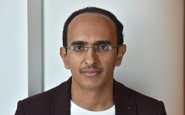Baraa Shaiban has helped to draft a new Yemeni constitutiobn