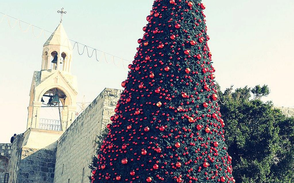 Christmas tree in Israeli mall called a 'disgrace' by Orthodox official