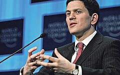 David Miliband  (Copyright by World Economic Forum swiss-image.ch/Photo by Remy Steinegger)
