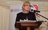 Marie van der Zyl, president of the Board of Deputies