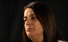 Rona Ramon (Screenshot from YouTube of Ted Talk)