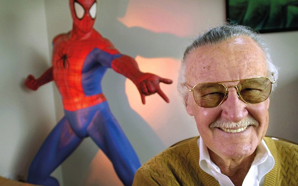 Marvel visionary Stan Lee's ex-manager charged with elder abuse