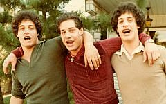 The incredible story of Eddy Galland, David Kellman and Robert Shafran is told in Three Identical Strangers