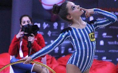 (Royal Gymnastics Federation of Spain/Facebook)