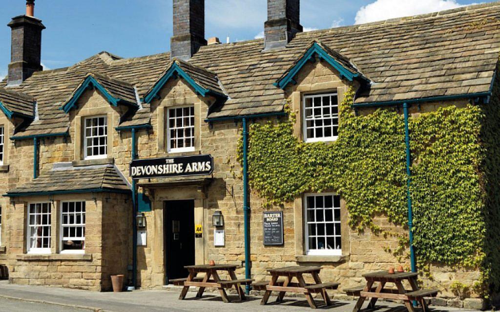 The Devonshire Arms Pilsley, Derbyshire