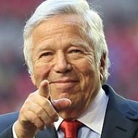 Robert Kraft (Photo Courtesy of the New England Patriots/David Silverman)