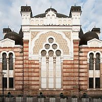 Sofia Synagogue (Source: Wikimedia Commons. Author: © Plamen Agov • studiolemontree.com )