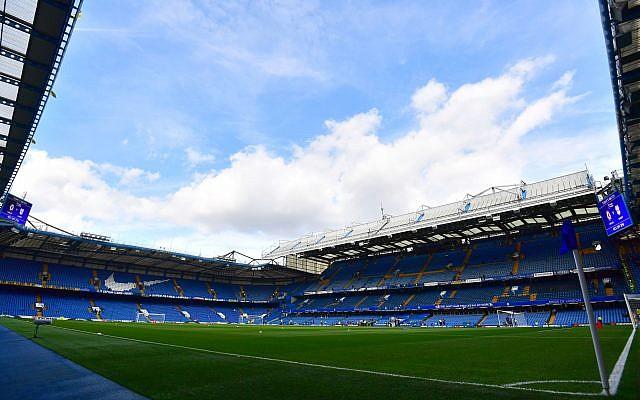 Chelsea's home ground, Stamford Bridge. (Photo credit: Victoria Jones/PA Wire)