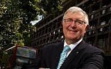 Professor Ed Byrne, principal of King's College London