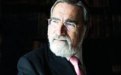 Chief Rabbi, Lord Sacks. Credit: Blake-Ezra Photography